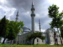 Мечеть leymaniye ¼ SÃ в Стамбуле Стоковые Изображения RF