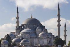 Мечеть leymaniye ¼ SÃ, Стамбул, Стоковые Фотографии RF