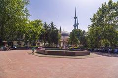 Мечеть Merkez, Yalova, Турция Стоковые Изображения