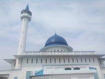 Мечеть Mersing Jamek стоковые изображения
