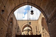 Мечеть Mohamed Aly Стоковая Фотография