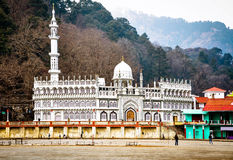 Мечеть Nainital Jama Стоковое Фото