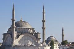 Мечеть Nuruosmaniye Стоковые Изображения