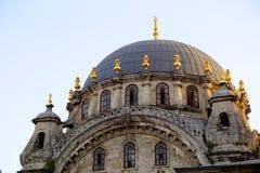 Мечеть Nusretiye в Karakoy, Стамбуле, Турции Стоковое фото RF