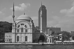 Мечеть Ortakoy, Стоковое Фото