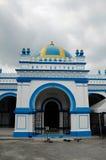 Мечеть Panglima Kinta в Ipoh Perak, Малайзии стоковое фото