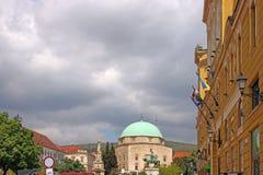 Мечеть Pecs Qasim паши Стоковые Изображения RF