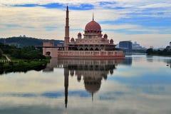 Мечеть Putra Стоковая Фотография RF