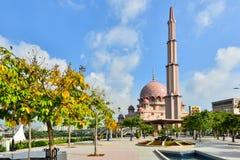 Мечеть Putra Стоковое Фото