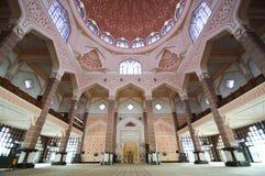 Мечеть Putra Jaya стоковое изображение rf