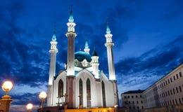 Мечеть Qol Sharif в Казани Стоковые Изображения