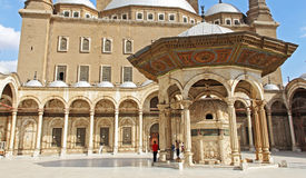 мечеть s ali mohamed Стоковые Изображения