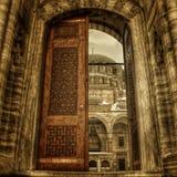 мечеть s leymaniye Стоковые Фото