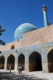 Мечеть Shah (имама) в Isfahan, Иране Стоковая Фотография