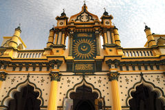 мечеть singapore masjid gaffoor abdul Стоковые Фотографии RF