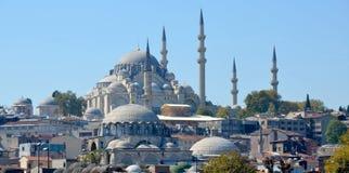 Мечеть Suleiman Стоковые Фото