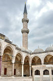 Мечеть Suleymaniye в Стамбуле, Турции Стоковые Изображения RF