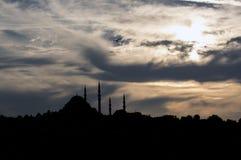 Мечеть Suleymaniye Стоковая Фотография RF