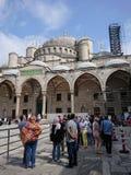Мечеть Sultanahmet стоковая фотография