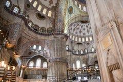 Мечеть Sultanahmet Стоковое Изображение