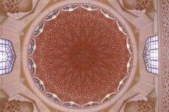 Мечеть Tuanku Mizan Zainal Abidin в Путраджайя стоковые изображения rf