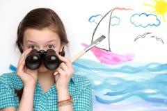 мечтает море Стоковые Изображения
