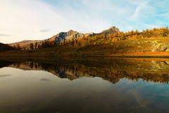 мечтает озеро стоковое изображение