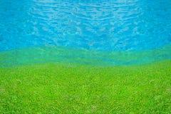 мечтает озеро Стоковая Фотография
