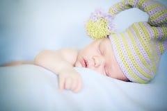мечтает newborn Стоковое Изображение