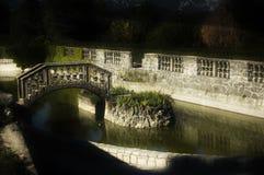 мечтательный парк Стоковая Фотография RF