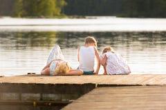 Мечтательное лето! Стоковые Изображения