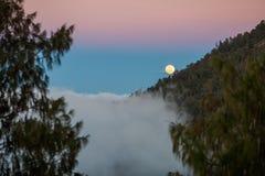 Мечтательные горы Стоковые Фото