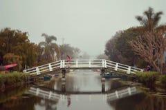 Мечтательные каналы Венеции Стоковое Фото