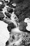 Мечтательный водопад Стоковое Изображение RF