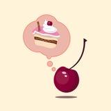 Мечтать вишни Стоковое Изображение RF