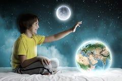 Мечтать ночи Стоковые Фото