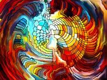 Мечтать цветного стекла Стоковые Фото