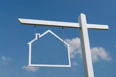 мечтая дом Стоковое Изображение RF