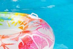 Мечта бассейна лета Стоковые Изображения