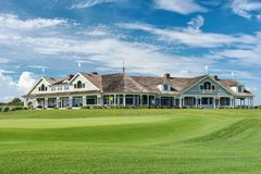 Мечта гольфа Kiawah Стоковое фото RF