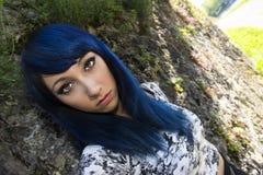 Мечта сини Стоковые Изображения RF