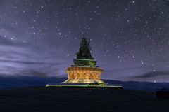 Мечта статуи Стоковая Фотография RF