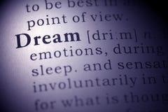 Мечта Стоковые Фотографии RF