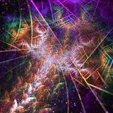 Мечта Linier фрактали стоковые изображения