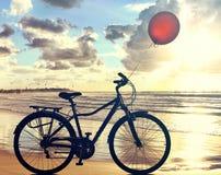 Мечты велосипеда Стоковое Изображение