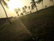 Подъем Солнца стоковая фотография