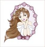 Мечты принцессы Стоковые Изображения