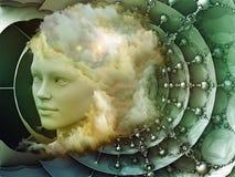 Мечт абстракция Стоковая Фотография RF