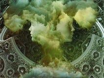 Мечт абстракция Стоковое Фото