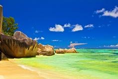 мечт взгляд seascape стоковое изображение
